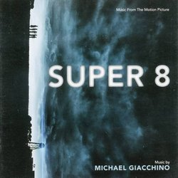 Super 8 Soundtrack (Michael Giacchino) - Car�tula