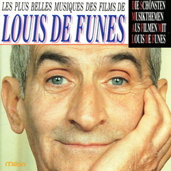Les Plus Belles Musiques de Films de Louis de Funes Soundtrack (Various Artists) - Car�tula