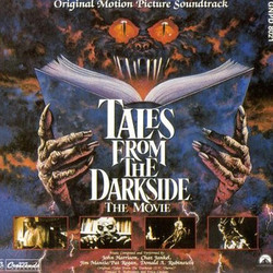 Tales from the Dark Side: The Movie Soundtrack (Various Artists) - Car�tula