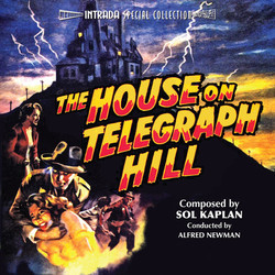 The House on Telegraph Hill/Ten North Frederick Soundtrack (Leigh Harline, Sol Kaplan) - Car�tula
