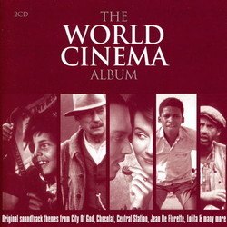 The World Cinema Album Soundtrack (Various Artists) - Car�tula