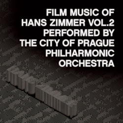 Film Music of Hans Zimmer Volume 2 Soundtrack (Hans Zimmer) - Car�tula