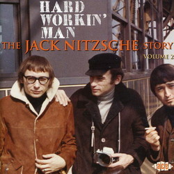 Hard Workin' Man - The Jack Nitzsche Story Soundtrack (Various Artists, Jack Nitzsche) - Car�tula