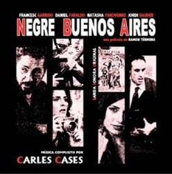 Negre Buenos Aires Soundtrack  (Carles Cases) - Car�tula