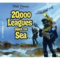 20,000 Leagues Under The Sea Soundtrack (Paul J. Smith) - Car�tula