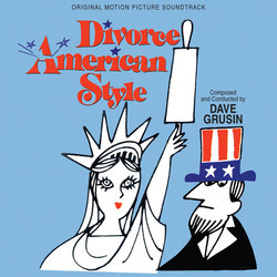 Divorce American Style / The Art of Love Soundtrack  (Cy Coleman, Dave Grusin) - Car�tula
