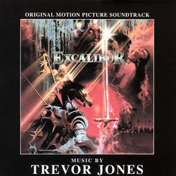 Excalibur Soundtrack (Trevor Jones) - Car�tula
