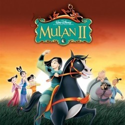 Mulan II Soundtrack (Joel McNeely) - Car�tula