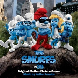 The Smurfs Soundtrack (Heitor Pereira) - Car�tula