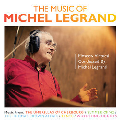 The Music of Michel Legrand Soundtrack (Michel Legrand) - Car�tula