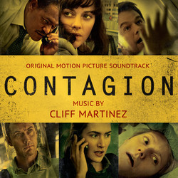 Contagion Soundtrack (Cliff Martinez) - Car�tula
