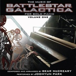 The Music of Battlestar Galactica for Solo Piano Soundtrack (Bear McCreary) - Car�tula