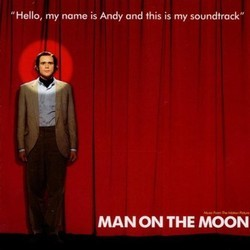 Man on the Moon Soundtrack (R.E.M. , Various Artists) - Car�tula