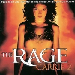 The Rage: Carrie 2 Soundtrack  (Various Artists) - Car�tula