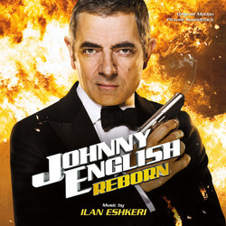 Johnny English Reborn Soundtrack (Ilan Eshkeri) - Car�tula