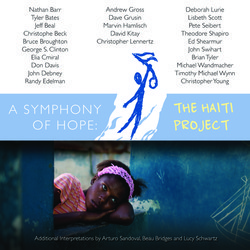 A Symphony Of Hope: The Haiti Project Soundtrack (Various Artists) - Car�tula