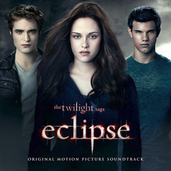The Twilight Saga: Eclipse  Soundtrack (Various Artists) - Car�tula