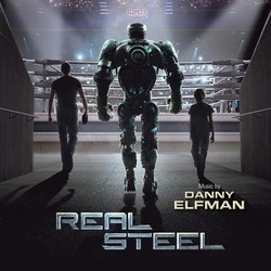 Real Steel Soundtrack (Danny Elfman) - Car�tula