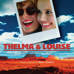 Thelma & Louise Soundtrack (Hans Zimmer) - Car�tula