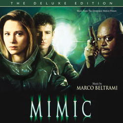 Mimic Soundtrack (Marco Beltrami) - Car�tula
