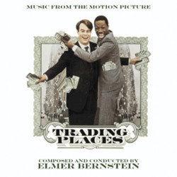 Trading Places Soundtrack  (Elmer Bernstein) - Car�tula