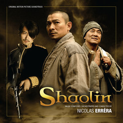 Shaolin Soundtrack (Nicolas Errera) - Car�tula