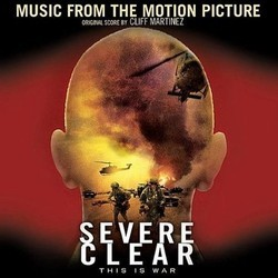 Severe Clear Soundtrack (Cliff Martinez) - Car�tula