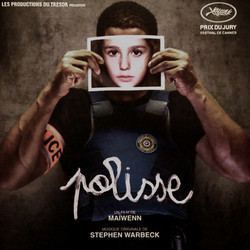 Polisse Soundtrack (Stephen Warbeck) - Car�tula