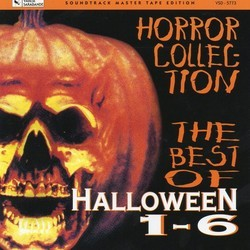 Halloween Horror Collection: The Best Of Halloween 1-6 Soundtrack (Various Artists, Alan Howarth) - Car�tula
