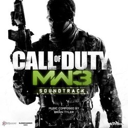 Call of Duty: Modern Warfare 3 Soundtrack (Brian Tyler) - Car�tula