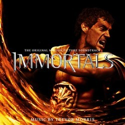 Immortals Soundtrack (Trevor Morris) - Car�tula