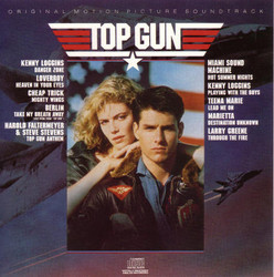 Top Gun Soundtrack (Various Artists) - Car�tula