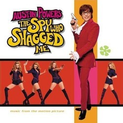Austin Powers: The Spy Who Shagged Me Soundtrack (Various Artists) - Car�tula