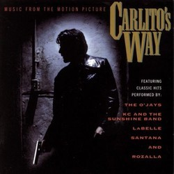 Carlito's Way Soundtrack (Various Artists) - Car�tula