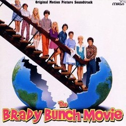The Brady Bunch Movie Soundtrack (Various Artists) - Car�tula