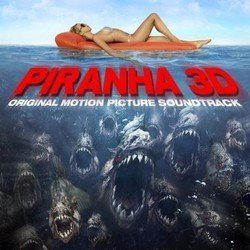 Piranha 3D Soundtrack (Various Artists) - Car�tula
