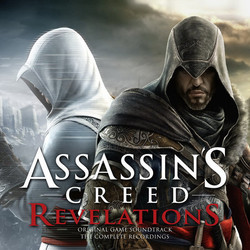 Assassin's Creed Revelations Soundtrack (Lorne Balfe, Jesper Kyd) - Car�tula