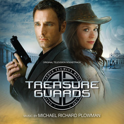 Treasure Guards Soundtrack (Michael Richard Plowman) - Car�tula