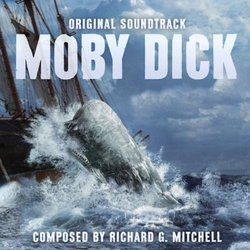 Moby Dick Soundtrack (Richard G. Mitchell) - Car�tula