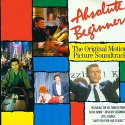 Absolute Beginners Soundtrack (Gil Evans) - Car�tula