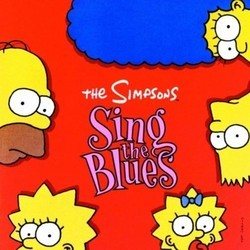 The Simpsons Sing The Blues Soundtrack (Various Artists) - Car�tula
