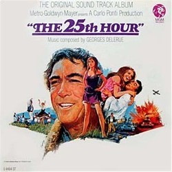 The 25th Hour Soundtrack  (Georges Delerue) - Car�tula