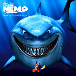 Finding Nemo Soundtrack (Thomas Newman) - Car�tula