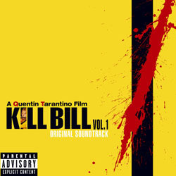 Kill Bill Vol. 1 Soundtrack (Various Artists) - Car�tula