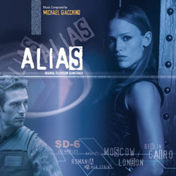 Alias Season 1 Soundtrack (Michael Giacchino) - Car�tula