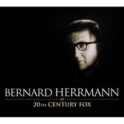 Bernard Herrmann at 20th Century Fox Soundtrack (Bernard Herrmann) - Car�tula