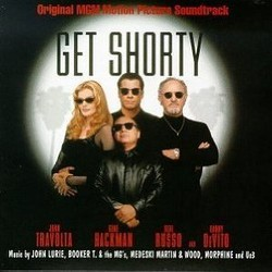 Get Shorty Soundtrack  (Various Artists, John Lurie) - Car�tula