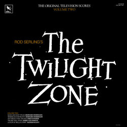 The Twilight Zone - Volume Two Soundtrack (Various Artists) - Car�tula