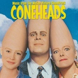 Coneheads Soundtrack (Various Artists) - Car�tula