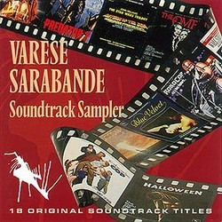 Varese Sarabande Soundtrack Sampler Soundtrack  (Various Artists) - Car�tula